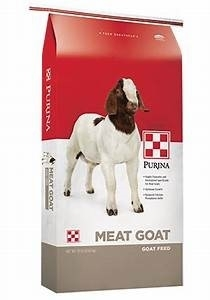 Purina Noble Meat Goat Feed 50lb Bag