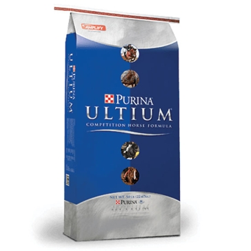 Purina Ultium Competition Horse Formula 50lb