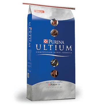 Purina Ultium Competition Horse Formula 50lb