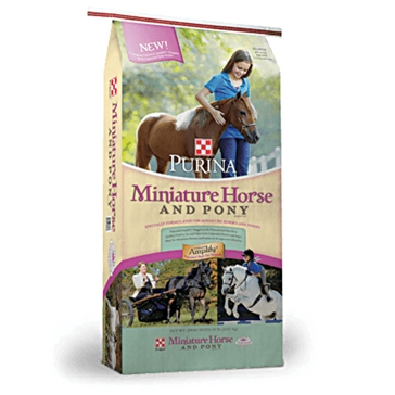Purina Miniature Horse and Pony Feed 50lb