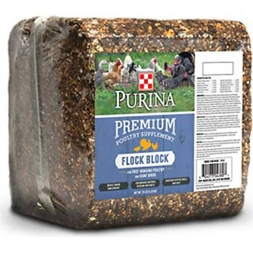 Purina Flock Block 25 lb.