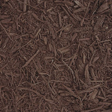 Pine Mulch Radiant Brown Color