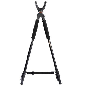 Vanguard Bipod Shooting Stick with U-Shaped Yoke