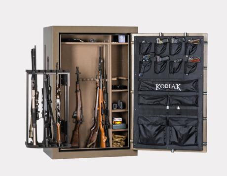Kodiak Series 38-Gun Safe w/ Swingout K5940EX-SO