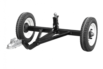 ATV Weight Distributing Adjustable Trailer Dolly TMD-1200ATV