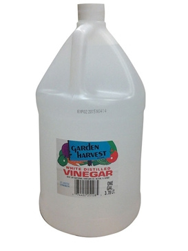 Garden Harvest White Distilled Vinegar 1 Gallon