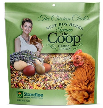 Standlee Spruce the Coop 16oz