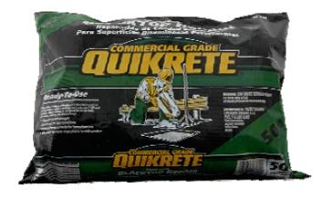 Quikrete 50 Lb. High Performance Blacktop 17015-59