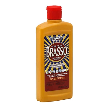 Brasso 8oz Metal Polish