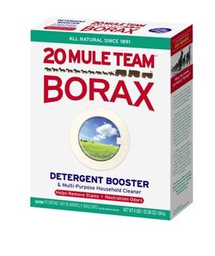 20 Mule Team Borax 4lb Detergent Booster