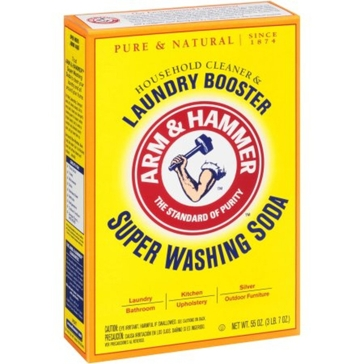 Arm & Hammer Super Washing Soda Laundry Booster 55oz