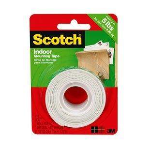 """Scotch Mounting Tape 1 x 50"""" 316"""