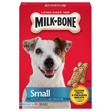 Milk-Bone Original Dog Biscuits - Small 24oz