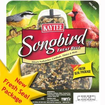 Kaytee Songbird Seed Treat Bell 13oz