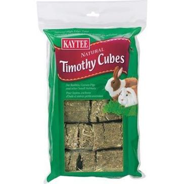 Kaytee 1 lb. Timothy Hay Cubes 100036895