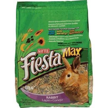 Kaytee 6.5 lb. Fiesta Max Rabbit 100502640