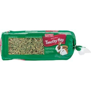 Kaytee 24 oz. Timothy Hay Mini Bale 100061942