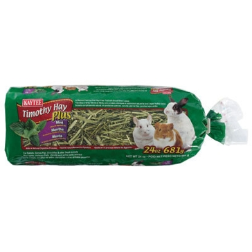 Kaytee 24 oz. Timothy Hay Plus Mint 100037200