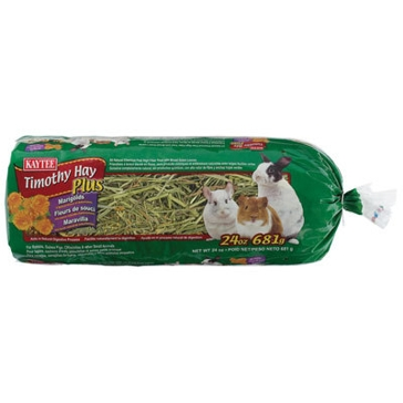 Kaytee 24 oz. Timothy Hay Plus Marigolds