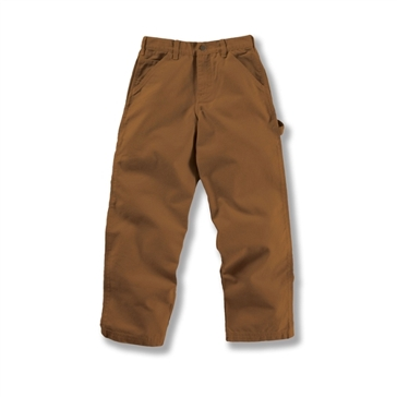 Carhartt Boys Washed Duck Dungaree Pant CK8303