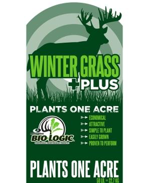 Bio Logic Winter Grass Plus 50lb