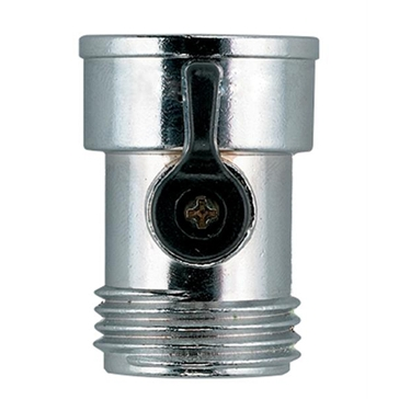 Orbit Zinc Shut-off Coupling