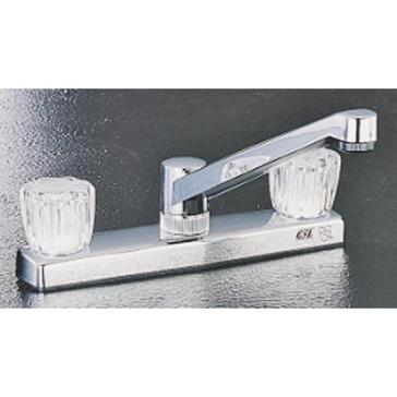 ToolBasix Non-Metallic Kitchen Faucet With Spray