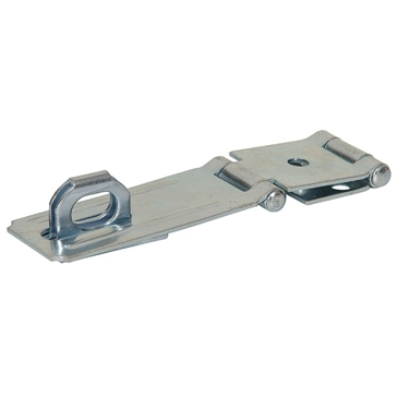 Hillman Zinc-Plated Double Hinge Safety Hasps