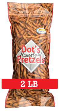 Dot's Homestyle Seasoned Pretzels 32oz Bag