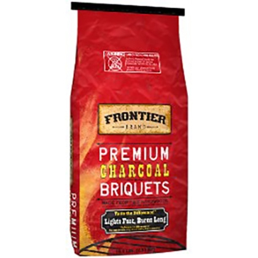 Frontier Smokehouse Premium Charcoal Briquettes 15.4 lb