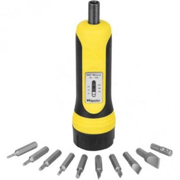 Wheeler FAT Wrench With 10 Bit Gunsmith Screwdriver Set 553556