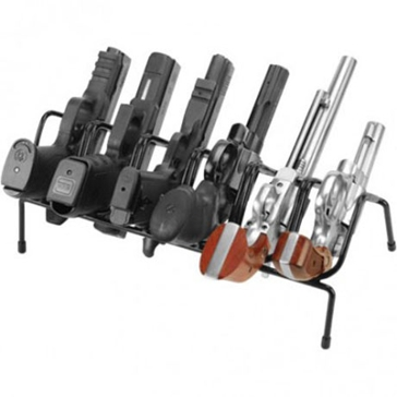 Lockdown Handgun Rack - 6 Gun