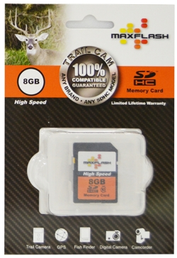 Maxflash 8GB SD Memory Card