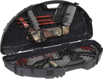Plano SE Series Black Heavy Duty Bow Case 1010635