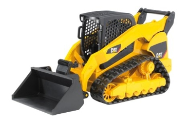 Bruder 1:16 CAT Multi Terrain Loader