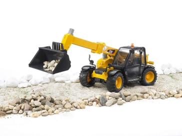 Bruder CAT Telehandler Construction Toy 1:16 Scale 2142 Farm & Home Supply