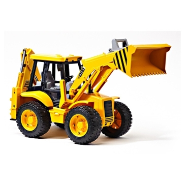 Bruder JCB Backhoe Loader 1:16 Scale Construction Toy 2428