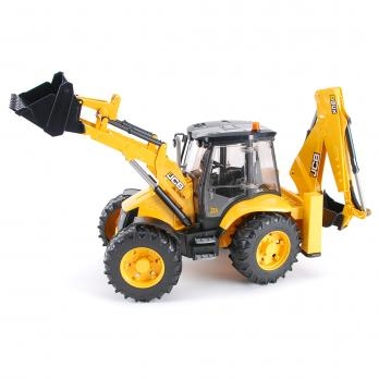 Bruder Toys JCB 5CX eco Backhoe loader