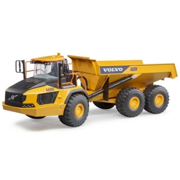 Bruder Volvo A60H Hauler 1:16 Scale Construction Toy 2455
