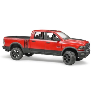 Bruder Dodge Ram 2500 Power Wagon Pickup Truck 1:16 Scale Toy 2500