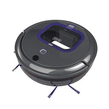 Black & Decker Robotic Lithium-Ion Rechargeable Pet Vacuum HRV420BP07