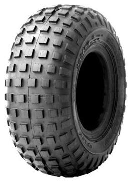 Sutong ATV Hi-Run 2 Ply Knobby Tire 145/70-6 WD1042