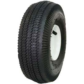 Sutong Wheelbarrow Hi-Run 4 Ply Sawtooth Tire 4.10/3.50-4 CT1009