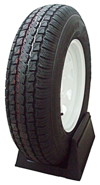 Sutong Tire & Wheel Assemblies Hi-Run 6 Ply Tire ST175/80D13 ASB1001