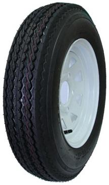 Sutong Tire & Wheel Assemblies Hi-Run 4 Ply Tire 4.80-12 ASB1053