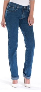 Full Blue Women's 5 Pocket Jeans
