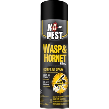 No-Pest 14oz Wasp and Hornet Killer Spray
