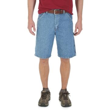 Wrangler Men's Rugged Ware Carpenter Shorts - Vintage Indigo