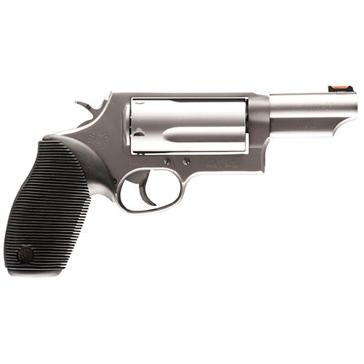 """Taurus Judge 4510TKR-3MAG .45/.410 3"""" Stainless Handgun"""