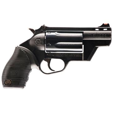 """Taurus 4510PLYFS .410 ga / .45 LC 2"""" Stainless Steel Cylinder Handgun"""